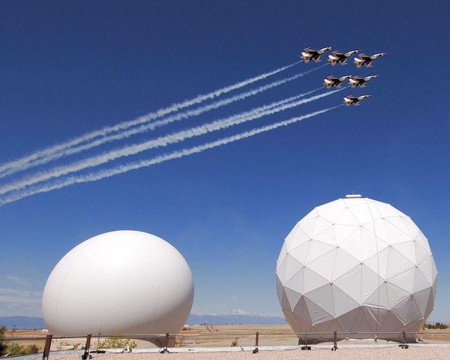 Schriever Air Force Base Colorado Springs