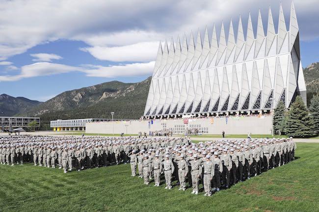 US Air Force Academy Colorado Springs